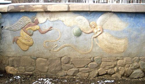 Crews Mural