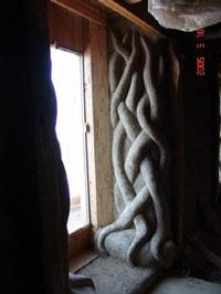 Cob Art - Roots