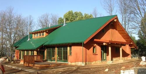 Pollacek Cob House