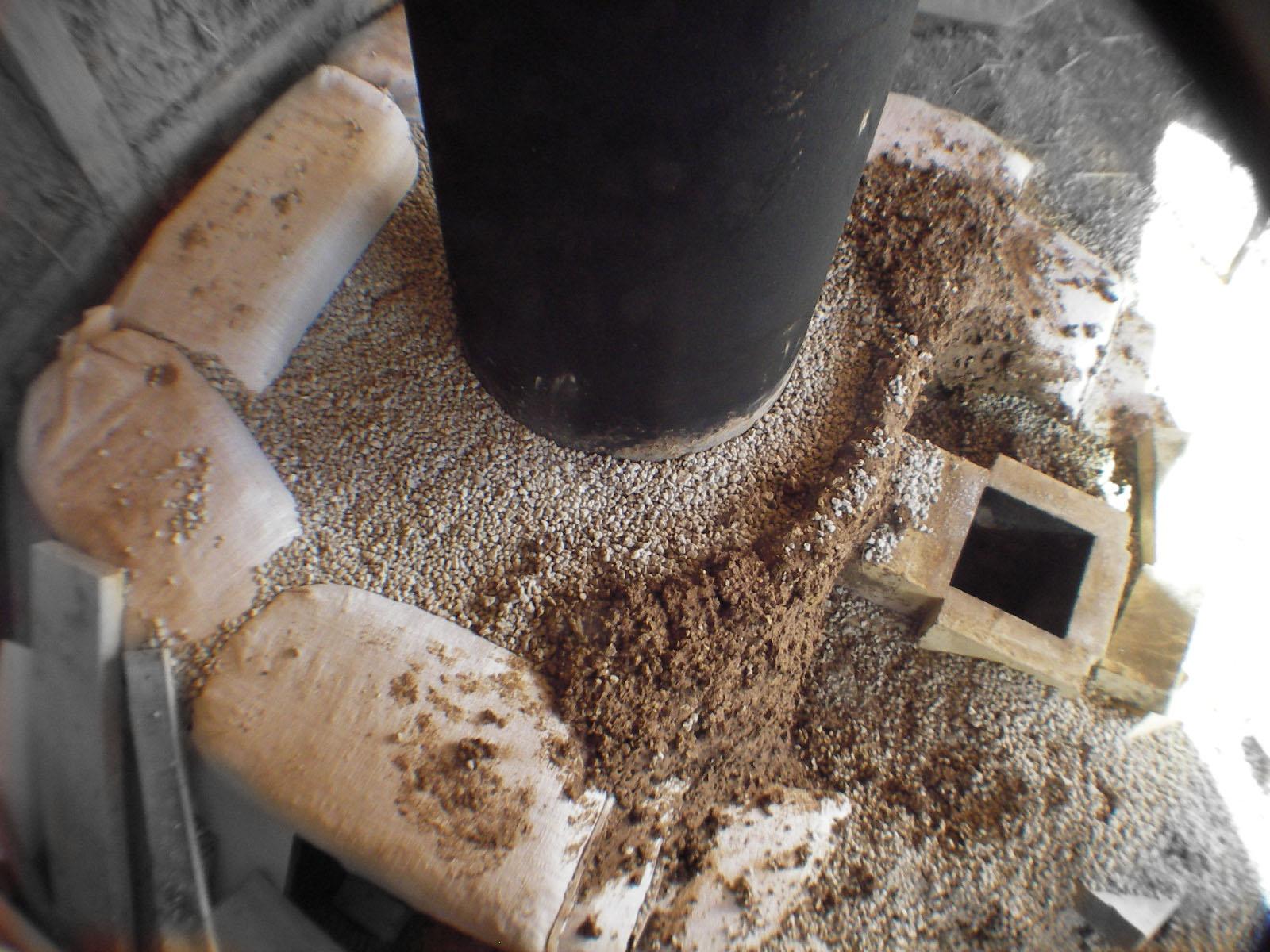 Что будет если засыпать песок в двигатель